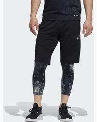 adidas Parley 4KRFT Shorts - Schwarz