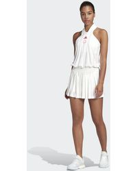 adidas ABITO ALL-IN-ONE TENNIS - Bianco