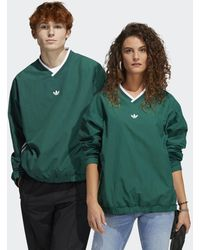 adidas Wind Pullover (uniseks) - Groen