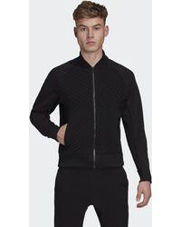 adidas Vrct Primeknit Hybrid Jacket - Black