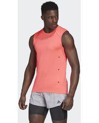 adidas HEAT.RDY Sleeveless Shirt - Pink