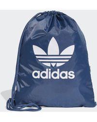 adidas - Sac de sport Trefoil - Lyst
