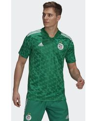 adidas Maglia Away 20/21 Algeria - Verde