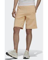 adidas Adicolor Classics Mm Trefoil Short - Oranje