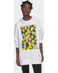 adidas Graphic Sweatshirt - Wit