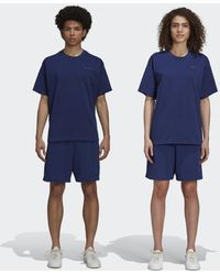 adidas - Short Pharrell Williams Basics (Unisex) - Lyst