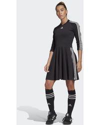 adidas 3-stripes Jurk - Zwart