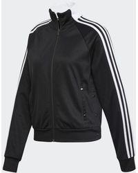 adidas Id 3-stripes Snap Trainingsjack - Zwart