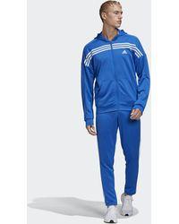 adidas Mts Trainingspak - Blauw