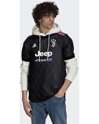 adidas - Juventus 21/22 Away Authentic Jersey - Lyst