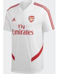 adidas Arsenal Training Voetbalshirt - Wit