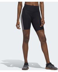 adidas Short cycliste Believe This - Noir