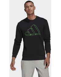 adidas - Sportswear Graphic Sweatshirt - Lyst
