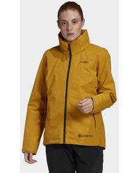 adidas TERREX Waterproof GORE-TEX Jacke - Mehrfarbig