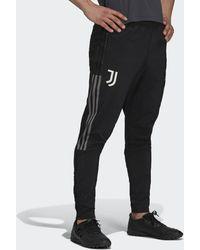 adidas Pantalon de présentation Juventus Tiro - Noir