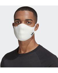 adidas FACE CVR M/L - Bianco