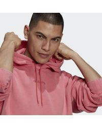 adidas Dyed Hoodie - Roze