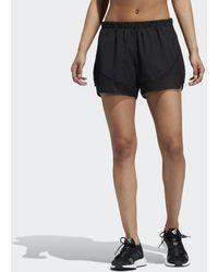 adidas Marathon 20 Light Speed Shorts - Schwarz