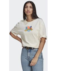 adidas - Adicolor Essentials X Egle T-shirt - Lyst