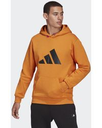 adidas Sportswear Future Icons Winterized Hoodie - Orange