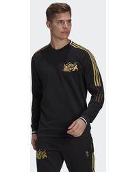 adidas - Felpa CNY Juventus - Lyst