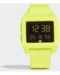 adidas Archive_sp1 Horloge - Geel