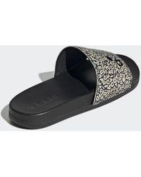 adidas Claquette Adilette Comfort - Noir