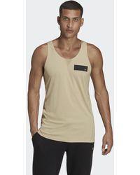 adidas Camiseta sin mangas Parley Mission Kit Run for the Oceans - Neutro