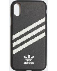 adidas Molded Case Iphone X - Black