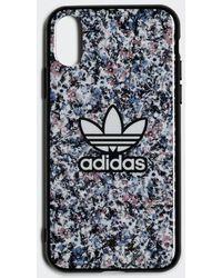 adidas Adicolor Snap Case Iphone X - Black
