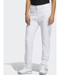 adidas Primegreen Full-length Trousers - White