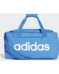 adidas Borsone Linear Core Small - Blu