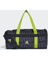 adidas 4athlts Duffel Bag Small Ink - Green