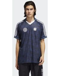 adidas Bootleague Recycled-polyester Top - Black