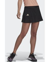 adidas Tennis Primeblue Aeroknit Match Skirt - Black