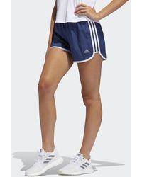 adidas Short Marathon 20 - Bleu