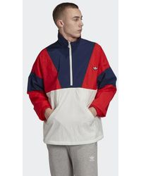 adidas Track Top - Rot