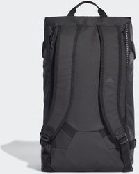 adidas 4cmte Duffel Rugzak - Zwart