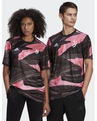 adidas Juventus Pre-match Voetbalshirt - Zwart
