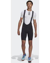 adidas The Padded Adiventure Cycling Bib Short - Zwart