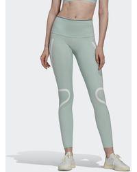 adidas By Stella Mccartney Truepace Lange Legging - Groen