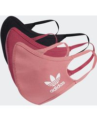 adidas Face Cover Extra Small/small - Not For Medical Use - Pink