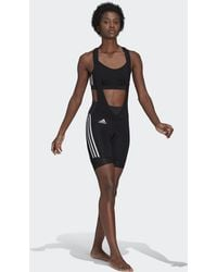 adidas The Padded Cycling Bib Shorts - Black