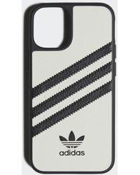adidas Molded Samba Case Iphone 2020 5.4 Inch - Wit