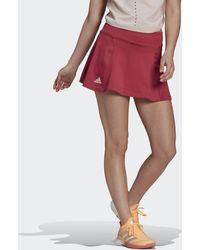 adidas Primeblue Tennis Knit Skirt - Pink