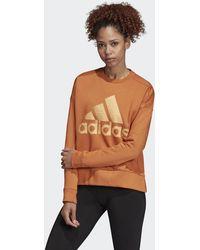 adidas Id Glam Sweatshirt - Bruin