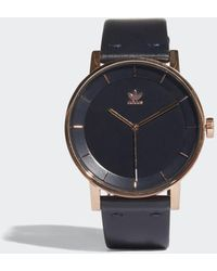 adidas District_l1 Horloge - Blauw