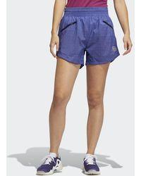 adidas Primeblue Colorblock Short - Paars