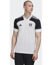 adidas - Fulham Fc Thuisshirt - Lyst