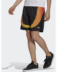 adidas Pantalón corto SPRT Supersport Woven - Negro